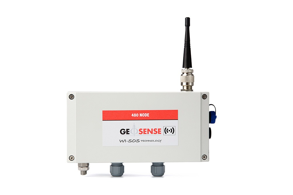 Wi-SOS 480 Wireless Observation System