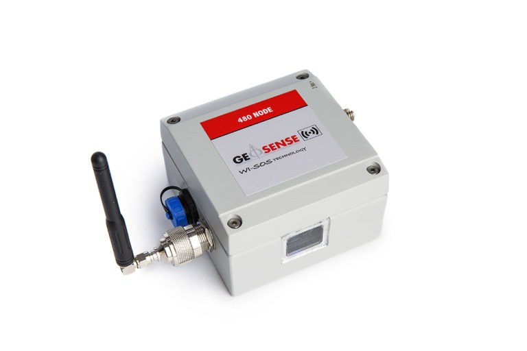 Wi-SOS 480 Laser Distance Node