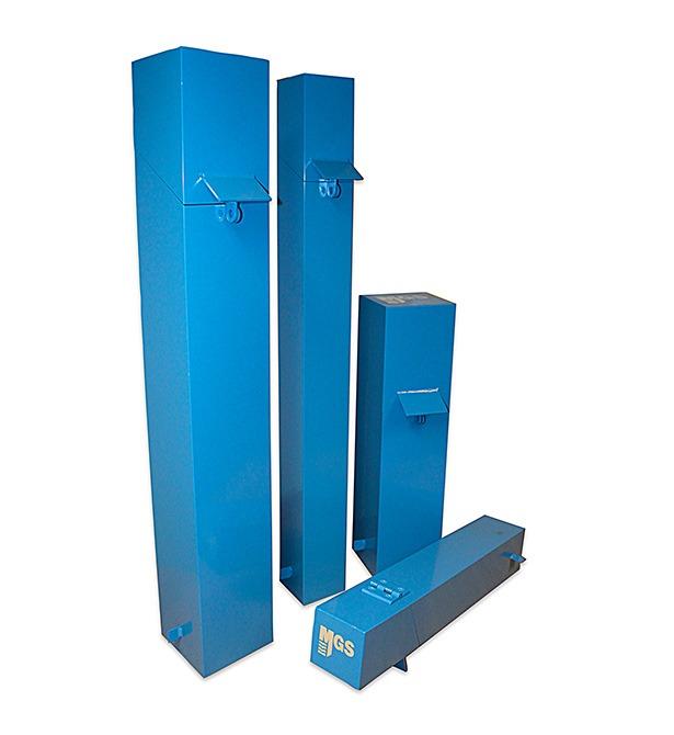 Alucast Upright Covers
