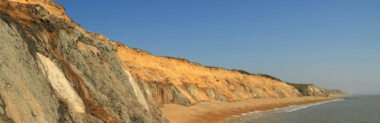 Barton-on-Sea Cliffs