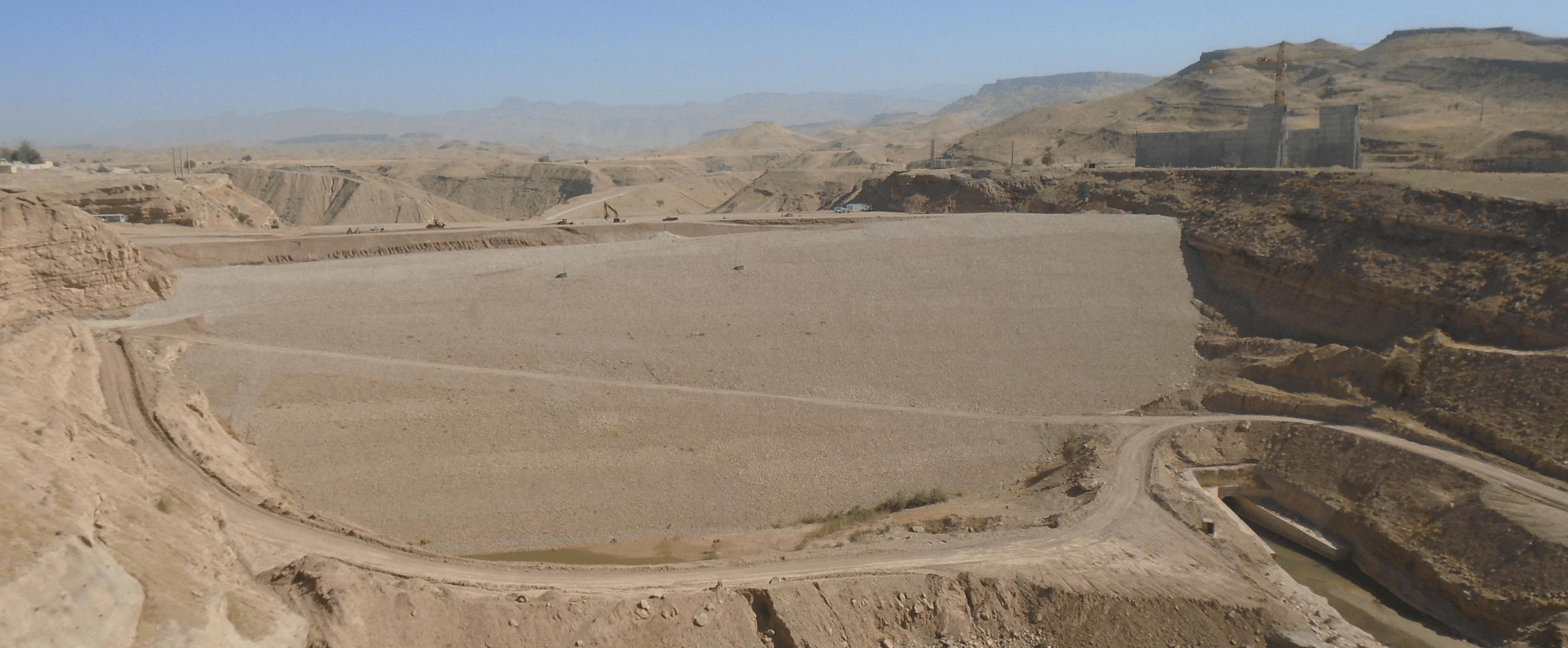 Balarud Dam