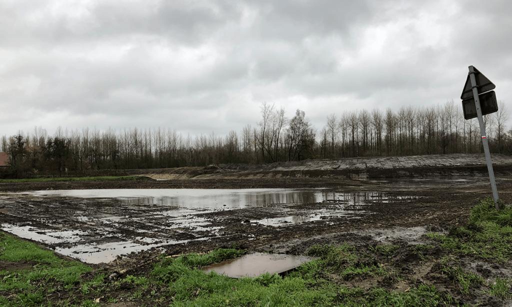 Belgian wetlands
