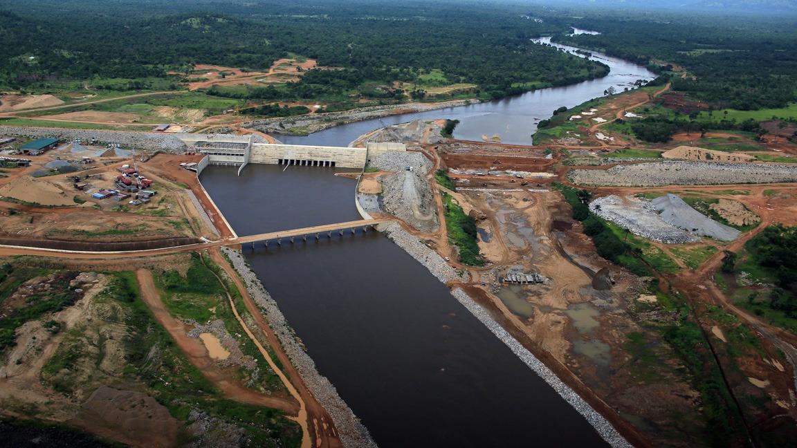 Kashimbila Dam