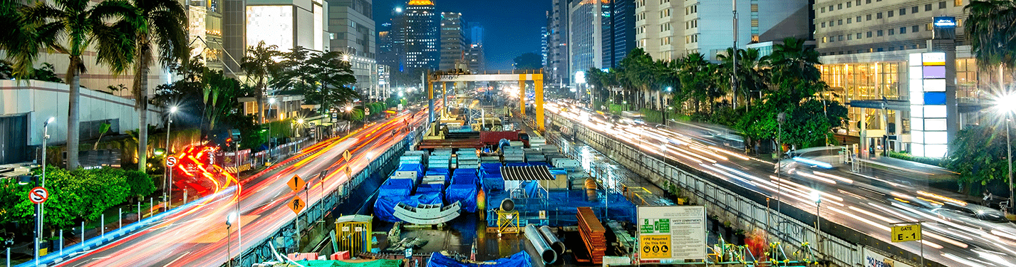 Jakarta Mass Rapid Rail Transport, Phase 1, CP106