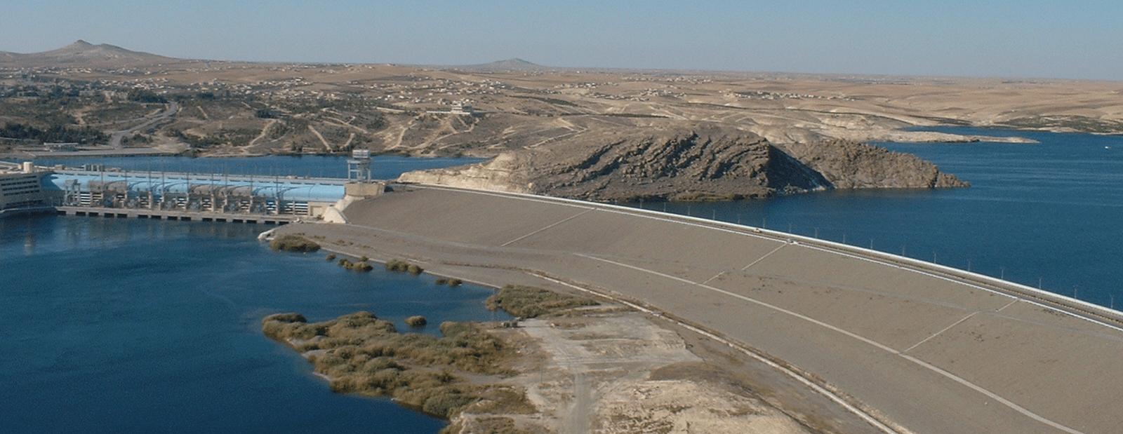 Tishreen Dam