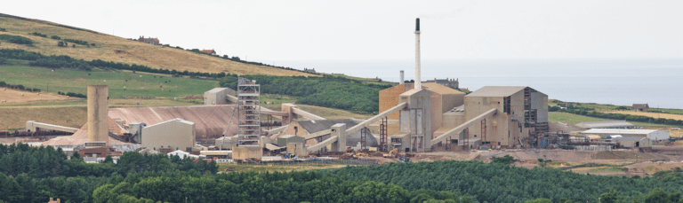 Boulby Mine Shaft Re-lining