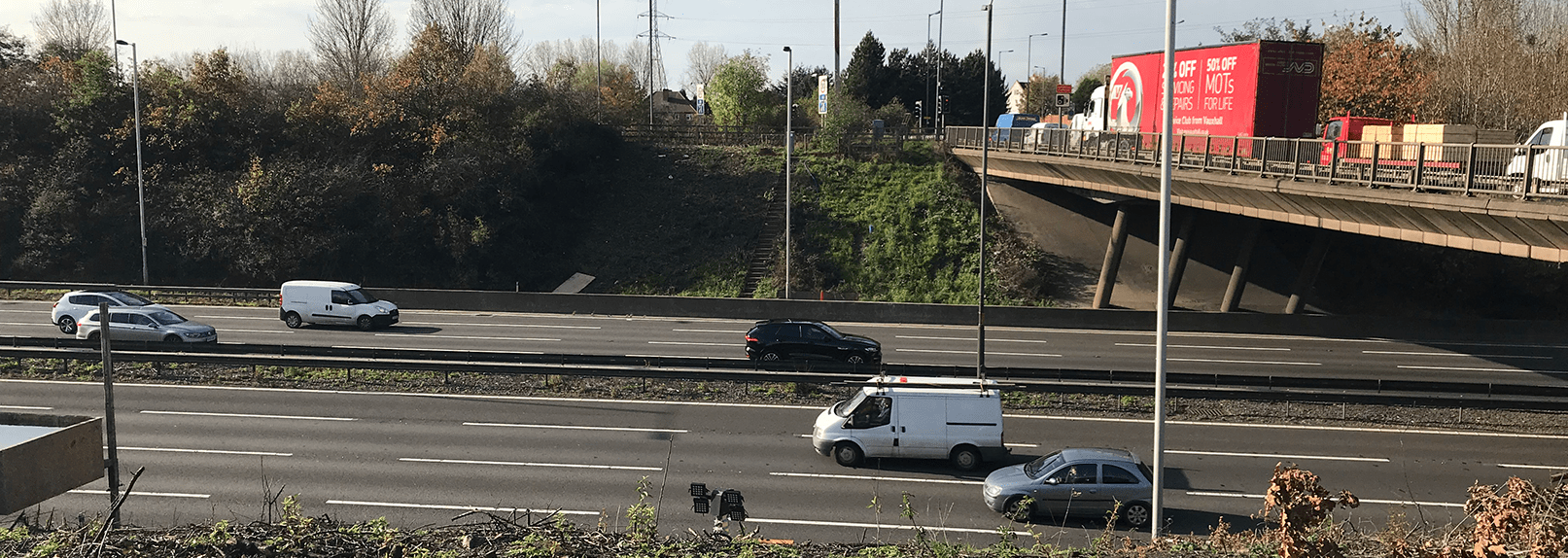 M6 Junction 10