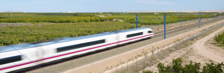 Madrid High Speed Railway