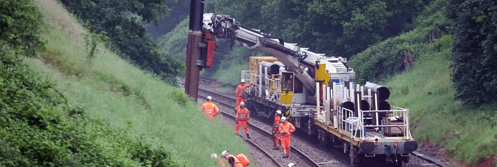 The Chase Line Electrification