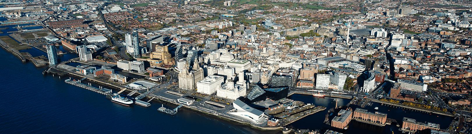 Merseyside Dock