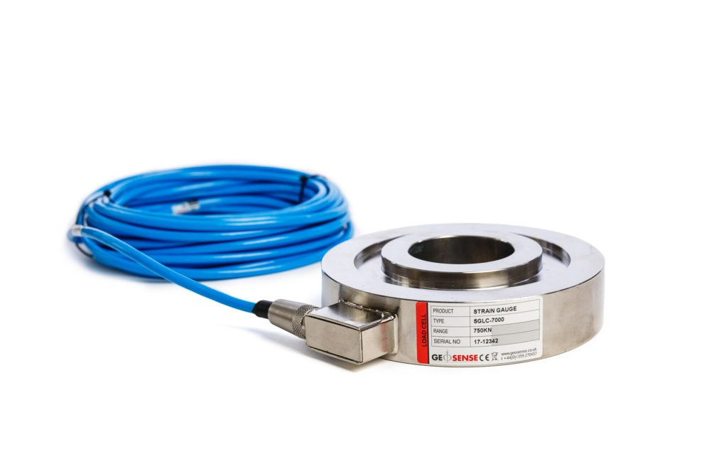 Strain Gauge Anchor Load Cells SGLC-7000